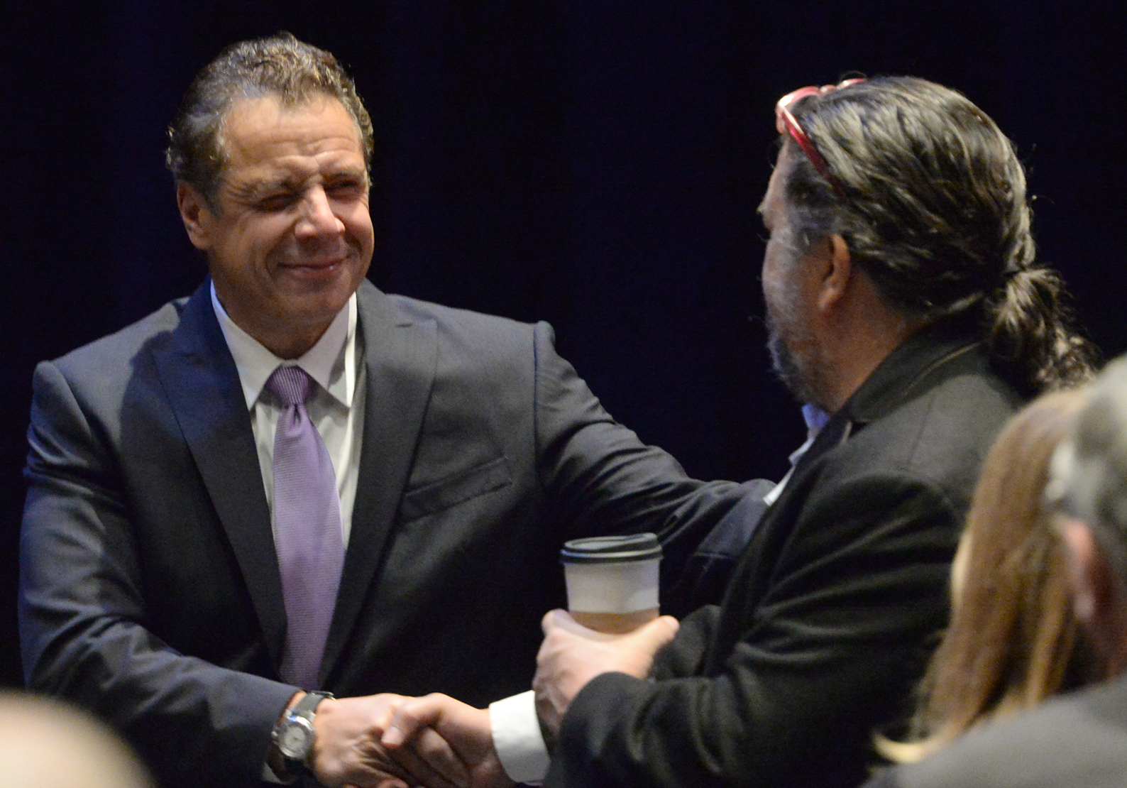 Live Cuomo Speaks At Proctors In Schenectady The Daily Gazette