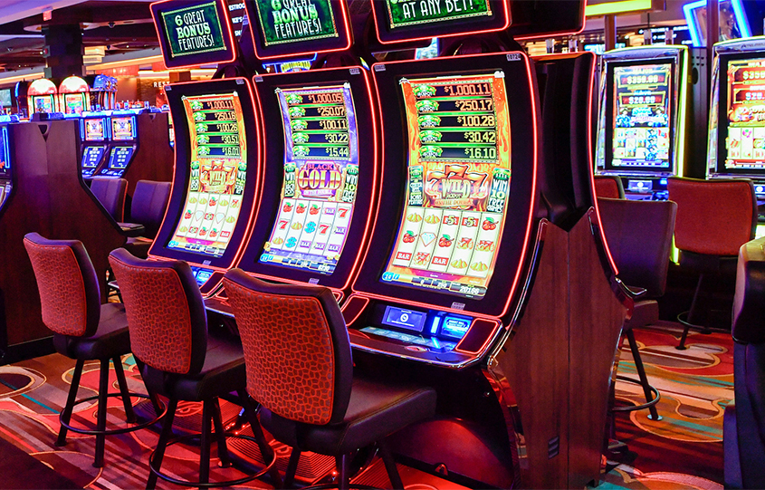 Ny casino revenue climbing, but still short of projections machine slots free games