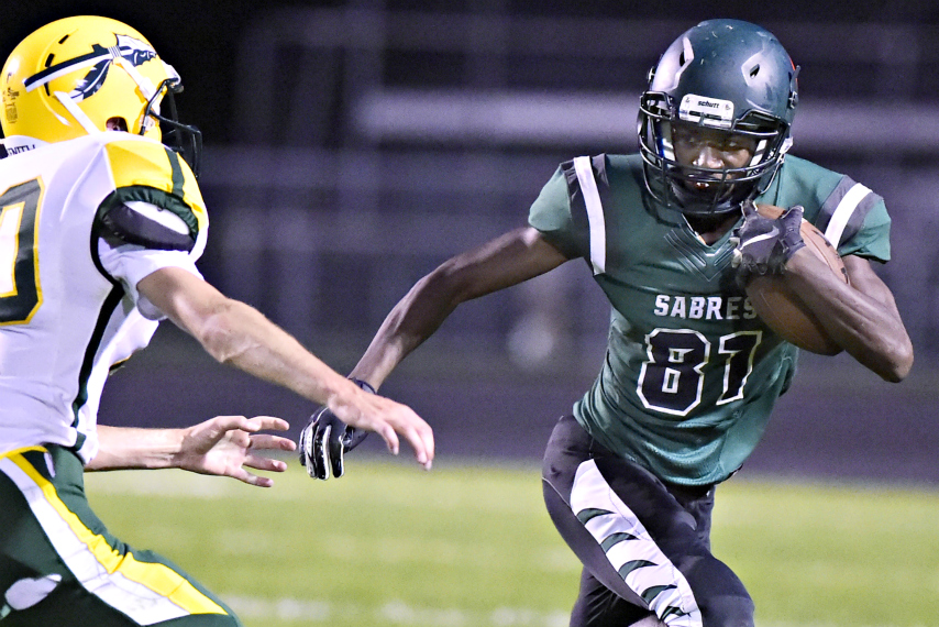 Why are high school football games so often lopsided? | The Daily Gazette