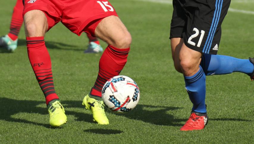 Soccer ball 1.'