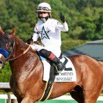 Horse Racing Notes: Improbable earns big win; Preakness contenders get work in