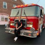 Firefighters inspire Palatine Bridge woman to join dept.