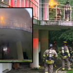Officials: Fire at Schenectady's Unitarian Universalist Society not suspicious