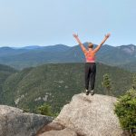 Pair sets first women's all-time Adirondack 46 thru-hike record