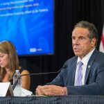 Gov. Andrew Cuomo's press conference for Tuesday, Sept. 29