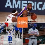 The Parting Schotts Podcast: Talking NBA Finals, Stanley Cup Final, Mets