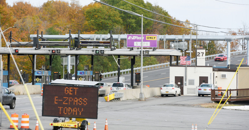 Get E-ZPass sor be ready to pay 30% more on Thruway each trip