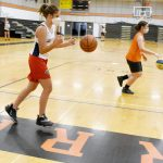 Basketball season underway at Mohonasen, to an extent
