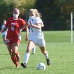Guilderland girls' soccer team hands BH-BL first league loss