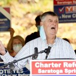 Former mayors and others call for Saratoga Springs charter change