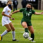 Franklin's save on penalty kick preserves win for Shenendehowa girls' soccer