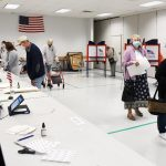 Over 20 percent of registered Schenectady County voters have cast ballots