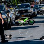 Motorcyclist injured in Thursday afternoon Schenectady crash