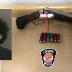 Colonie Police: Amsterdam man possessed sawed-off shotgun in backpack motel call