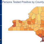 Capital Region COVID-19 Tracker for Thursday, Oct. 22, by county