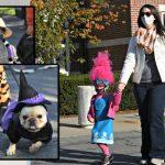 Images: Niskayuna's Halloween Parade 2020