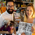 Schenectady illustrators creating comics and careers