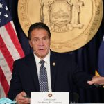 Gov. Andrew Cuomo's press conference for Wednesday, Oct. 21
