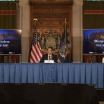 Gov. Andrew Cuomo's press conference for Monday, Oct. 26