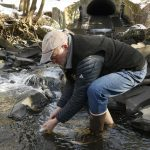Foss: Small stream a big public health hazard; Giardiasis at Union College