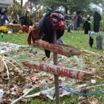 At Niskayuna home, a howlin' good time awaits trick-or-treaters