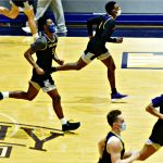 UAlbany men's basketball trying to make best of no-contact practices