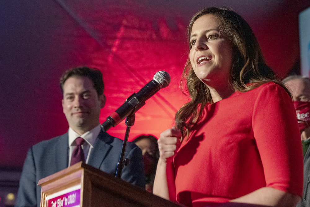 Stefanik cruises to 4th term in Congress | The Daily Gazette