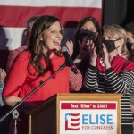 Stefanik defends Trump election challenges