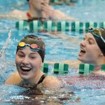 Images: Photos from Saturday's Suburban Council girls' swimming and diving championships at Shen