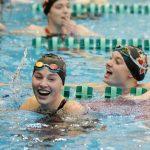 Shenendehowa girls' swim team looks like Suburban champs, but results not final