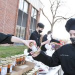 Photo Gallery: High school students help with 'Operation Turkey' Tuesday in Saratoga Springs