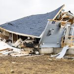 House explodes in Town of Seward, no one home on Thanksgiving