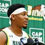 Siena men's basketball's Pickett after coronavirus bout: 'I am lucky'