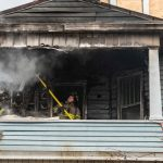 Monday fire damages Elmer Avenue house in Schenectady