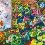 On Exhibit: Northville artists show more than 30 works in 'Concordant Energy'