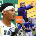 The Parting Schotts Podcast: Siena basketball's Pickett, UAlbany women's basketball, Giants are topi...