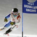 Saratoga Springs skier Waters tames West Mountain for Blue Streaks