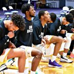 Following riot at U.S. Capitol, 7 UAlbany men's basketball players opting to take a knee during pre-...
