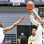 UAlbany men's basketball beats NJIT; Brown earns 400th career coaching win