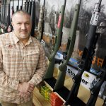 Gun sales continue to surge in region amid political strife