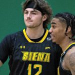 Siena men's basketball's Camper displaying improved 3-point shot