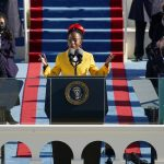 Local students inspired by poet Amanda Gorman's Inauguration Day performance