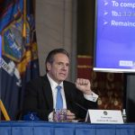 Gov. Andrew Cuomo's press conference for Friday, Jan. 15