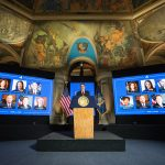 Cuomo sets out sweeping plan in State of State, expects feds to pay for it