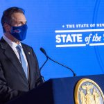 Cuomo lays out massive green energy plan in State of State