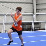 Bethlehem sprinter Hamel honing skills in Virginia
