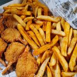 At the Table: Schenectady's Off the Hook Fish Fry a reel treat for fried feast