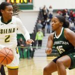 Rough third quarter dooms Siena women's basketball