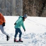 Photos: Ice Skating Sunday at Blatnick Park in Niskayuna