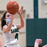 Schalmont girls' basketball's Graber chasing wins, not scoring record